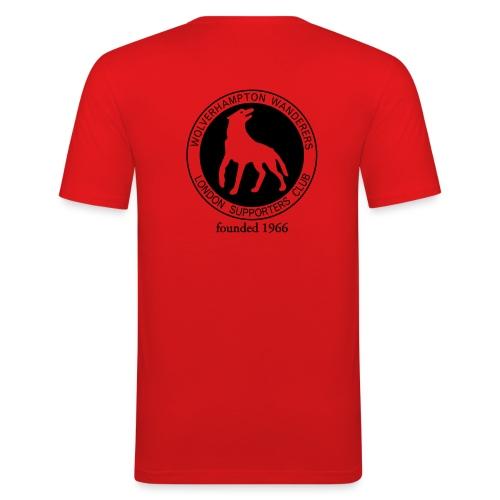 wolve - Men's Slim Fit T-Shirt