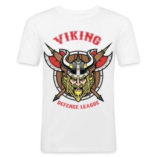 Viking League - Men's Slim Fit T-Shirt