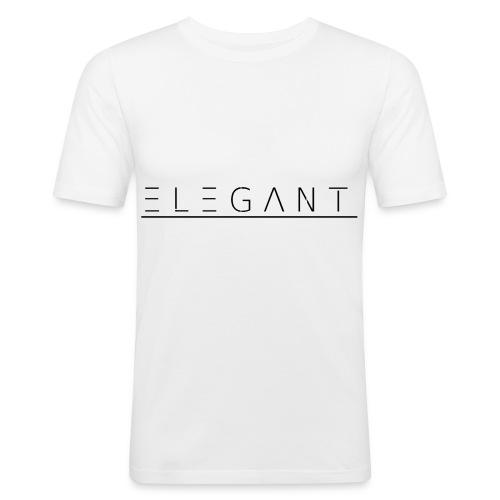 ELEGANT FASHION / NEW 2017 - Männer Slim Fit T-Shirt