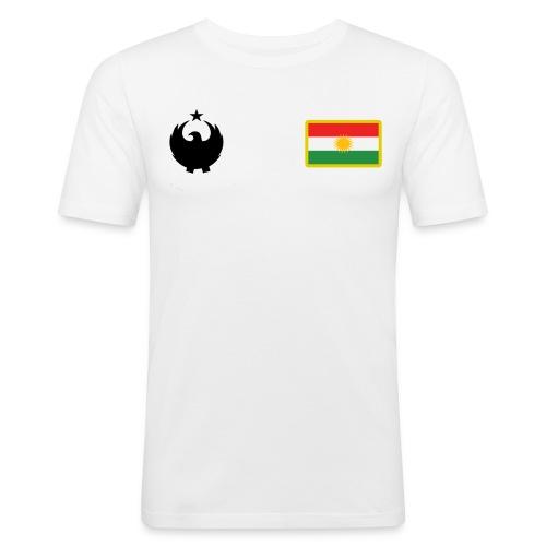 Maillot du Kurdistan - 2018/2019 - T-shirt près du corps Homme