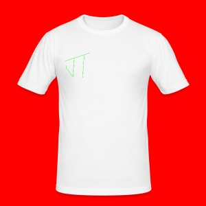 JT_UNITED - Men's Slim Fit T-Shirt