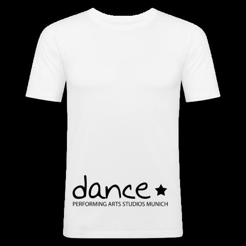 dance - Männer Slim Fit T-Shirt