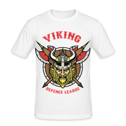 Viking League - Men's Slim Fit T-Shirt