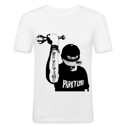 Ravetime - Männer Slim Fit T-Shirt