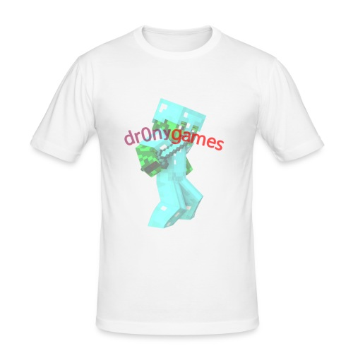 dr0nygames-Skin - Men's Slim Fit T-Shirt