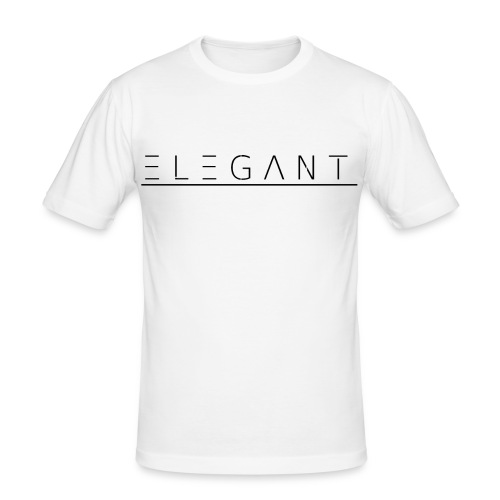 ELEGANT FASHION / NEW 2017 - Männer Slim Fit T-Shirt