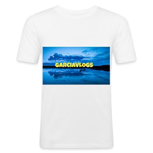 Garciavlogs - Camiseta ajustada hombre