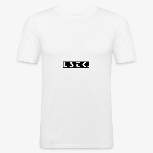 Lastik Simple Style - Männer Slim Fit T-Shirt