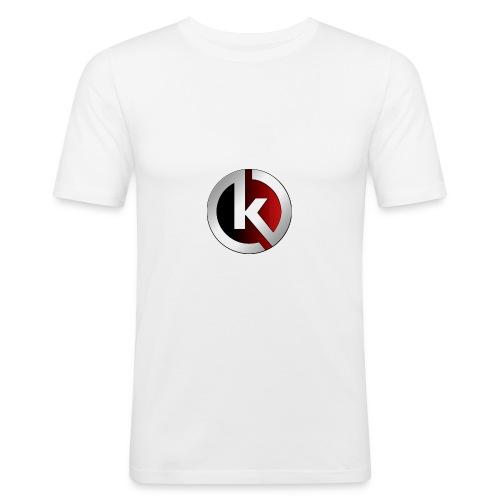 Karma - T-shirt près du corps Homme