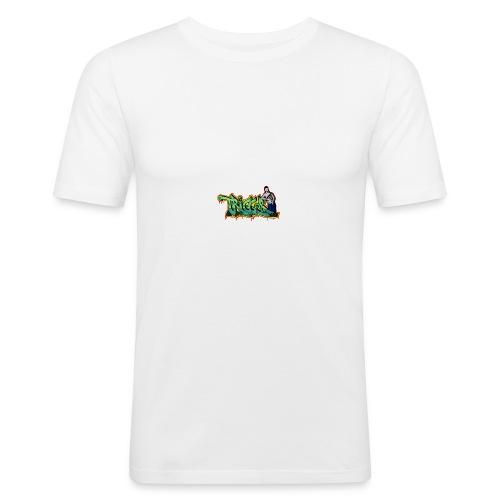 Trigger Graffiti 2017 - Männer Slim Fit T-Shirt