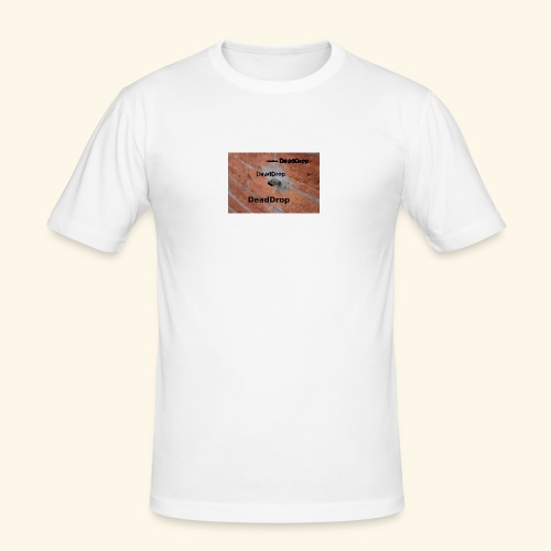 DeadDrop 1 - Männer Slim Fit T-Shirt