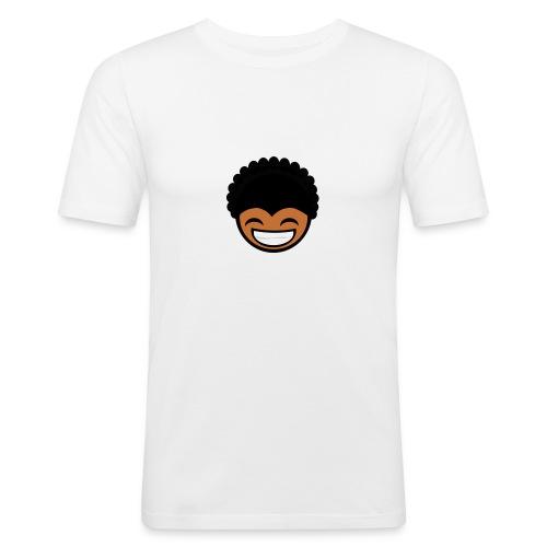 My Logo merch - Men's Slim Fit T-Shirt