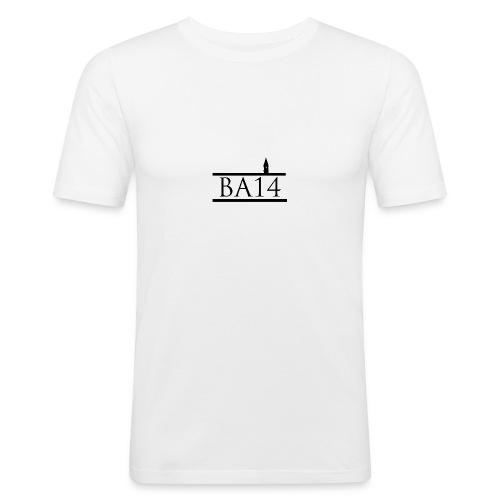 BA14 CLOTHING - Men's Slim Fit T-Shirt