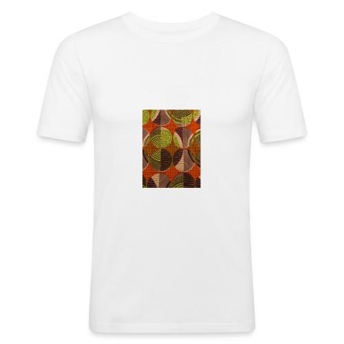 Africanpremier - Slim Fit T-shirt herr