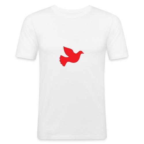 Untitled - Men's Slim Fit T-Shirt