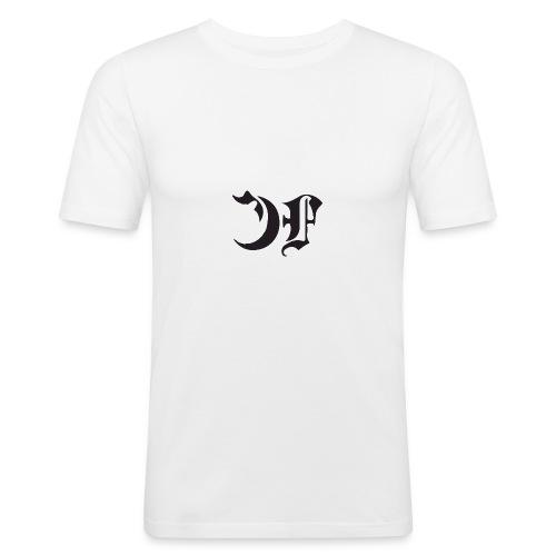 CF cropped - Men's Slim Fit T-Shirt
