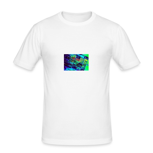 dirty dingus mcgee - Men's Slim Fit T-Shirt