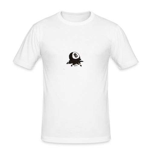 8 ball - T-shirt près du corps Homme