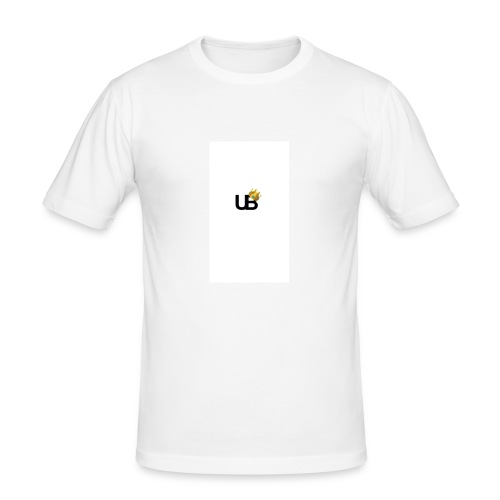 united boys - Slim Fit T-skjorte for menn