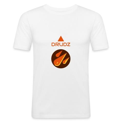 Drudz Yrkeskläder - Slim Fit T-shirt herr
