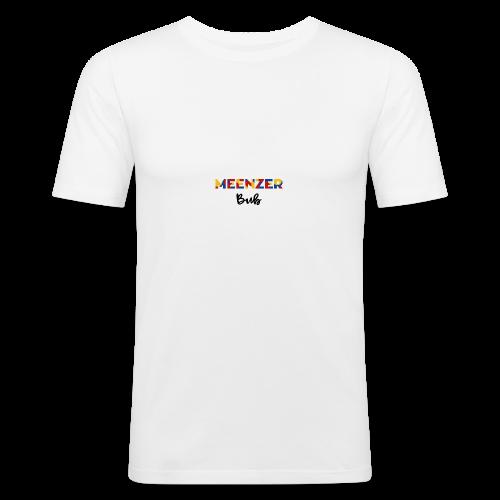 Meenzer Bub - Männer Slim Fit T-Shirt