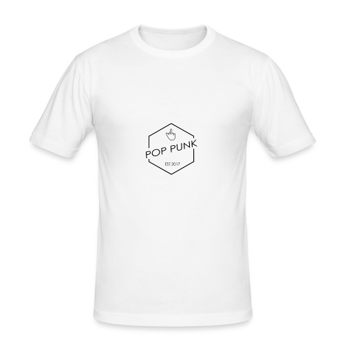 POP PUNK EST.2017 COLLECTION - Men's Slim Fit T-Shirt