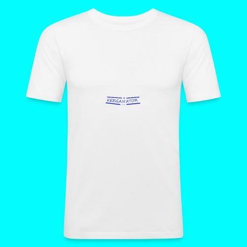 Keeganator Gaming Design - Men's Slim Fit T-Shirt