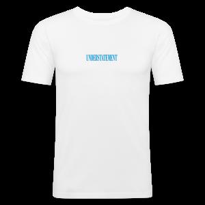 UNDERSTATEMENT - Maglietta aderente da uomo