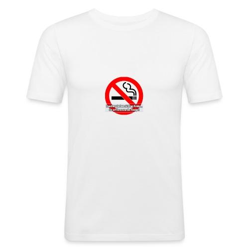 Gegen Rauchverbote - Männer Slim Fit T-Shirt