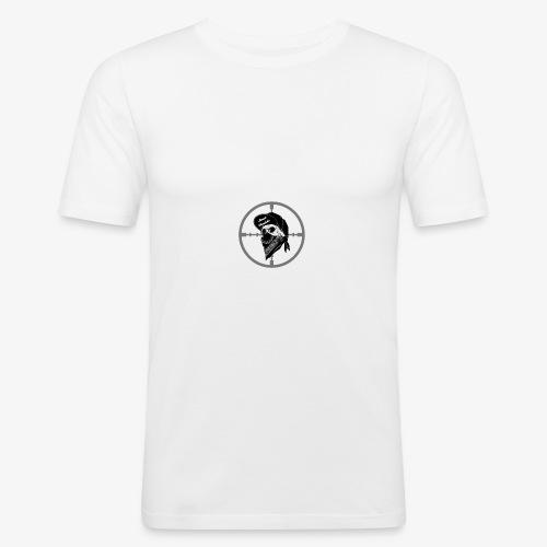 Street Vandale - Männer Slim Fit T-Shirt