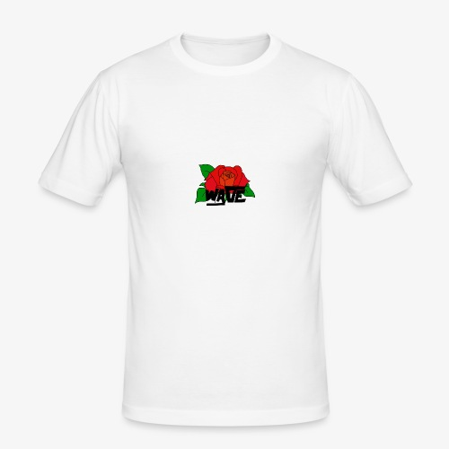WAVE ROSE - T-shirt près du corps Homme