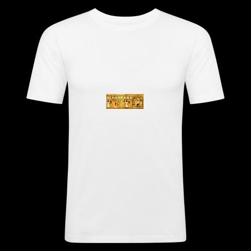 El libro de la muerte - Camiseta ajustada hombre