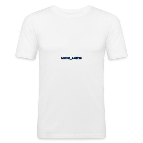 grafiti lxkas Logo - Männer Slim Fit T-Shirt