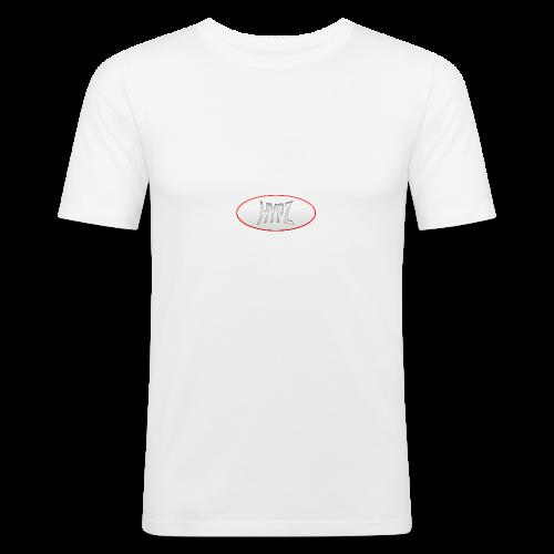 Hypz Kreis tee - Männer Slim Fit T-Shirt