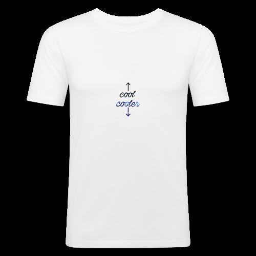 CoolCooler - Maglietta aderente da uomo