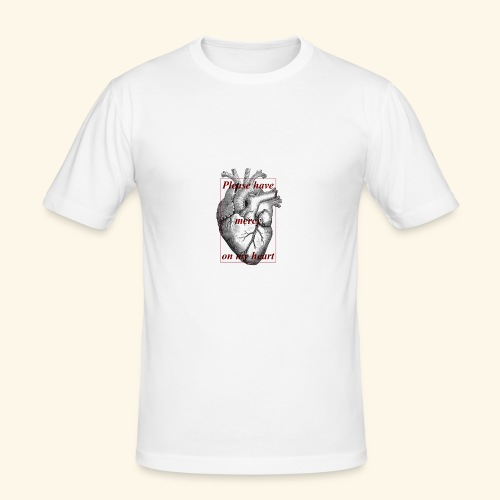 Mercy - Men's Slim Fit T-Shirt