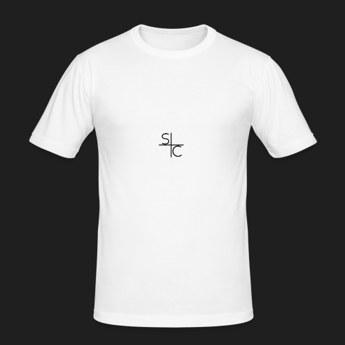 space curve - slim fit T-shirt