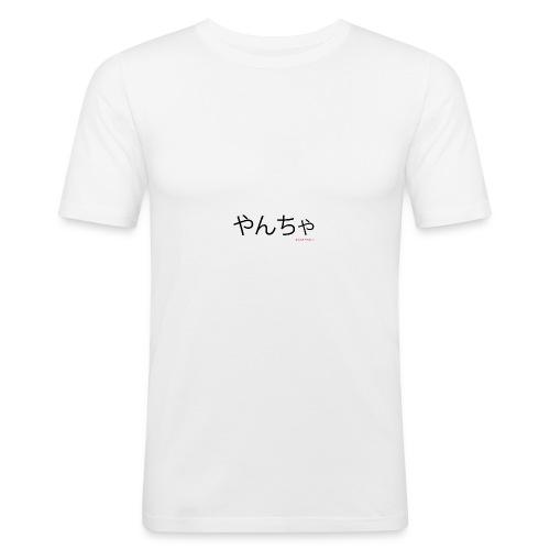 Mischievous - T-shirt près du corps Homme