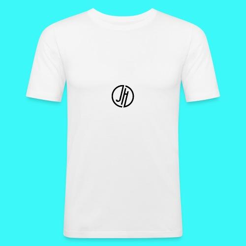JH Logo - Men's Slim Fit T-Shirt