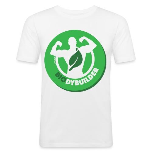 BioDYBUILDER - T-shirt près du corps Homme