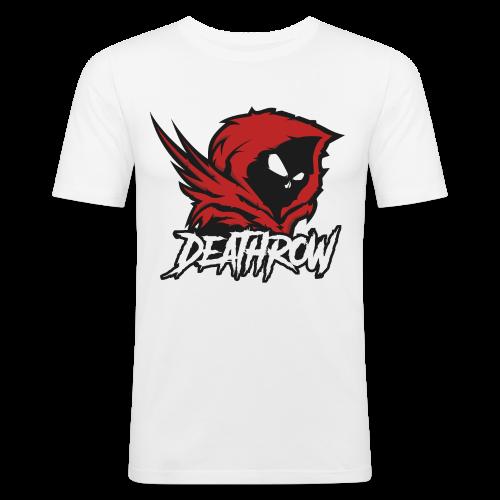 DeathRow_V1 - T-shirt près du corps Homme