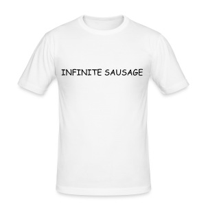 INFINITE SAUSAGE - slim fit T-shirt