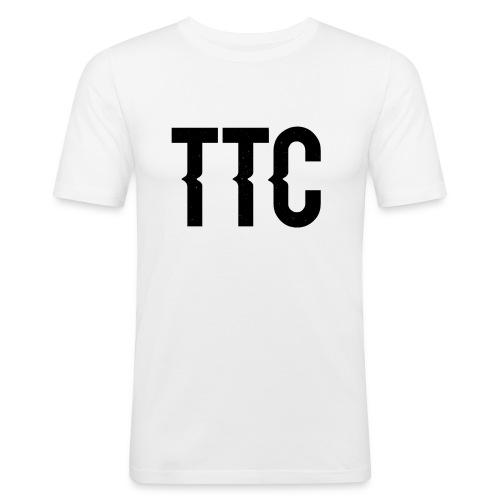 TTC Space - Men's Slim Fit T-Shirt