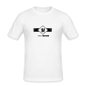 DJMarcus-Gaming - Männer Slim Fit T-Shirt