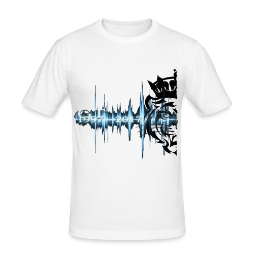 GT soundwave - Slim Fit T-skjorte for menn