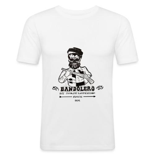 BANDOLERO BY JORGE LOPESINO - Camiseta ajustada hombre