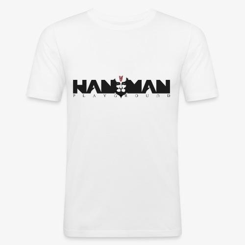 LOGO HANUMAN PLAYGROUND - T-shirt près du corps Homme