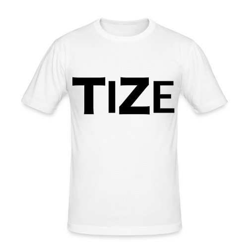 Tize Urban Edition - Männer Slim Fit T-Shirt