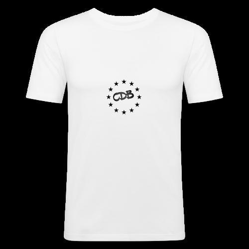 CDB - Men's Slim Fit T-Shirt