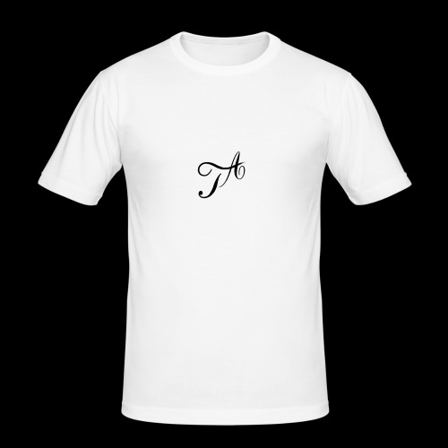 Tom Ageddon Signature - Men's Slim Fit T-Shirt